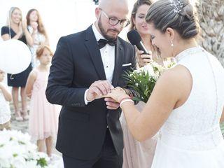 La boda de Viviana y Fernnado