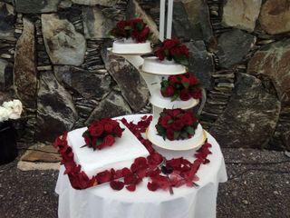 La boda de Cecilia y Himar 1
