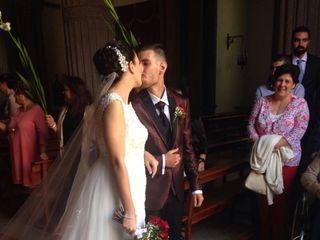 La boda de Cecilia y Himar