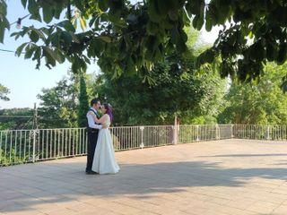La boda de Marta y Samuel