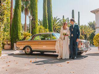 La boda de Ursula y Miguel