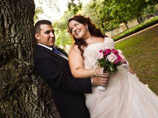 La boda de Roci y Manu