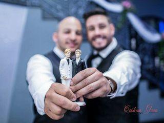 La boda de David  y Eric