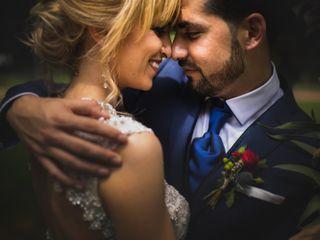 La boda de Àgueda y Felix