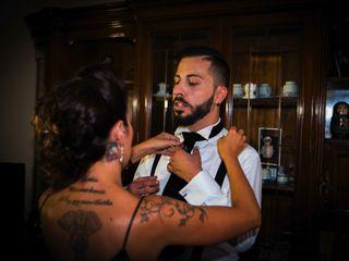 La boda de Zina y Eduardo 1
