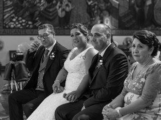 La boda de Vicky y Andrés