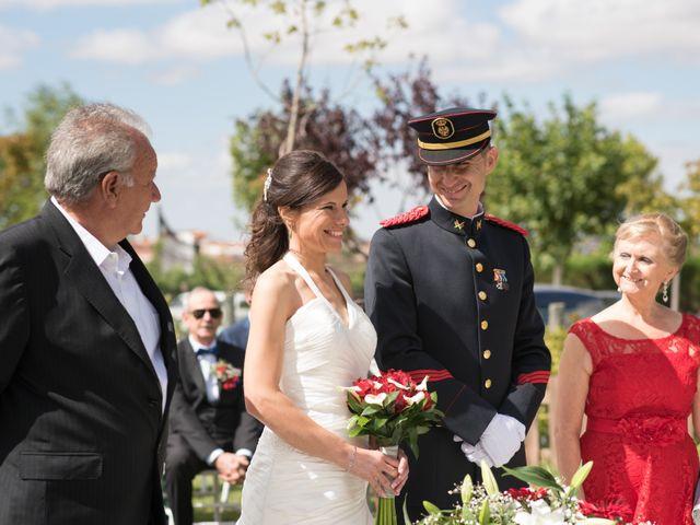 La boda de Julio y Beatriz en Peñaranda De Bracamonte, Salamanca 5