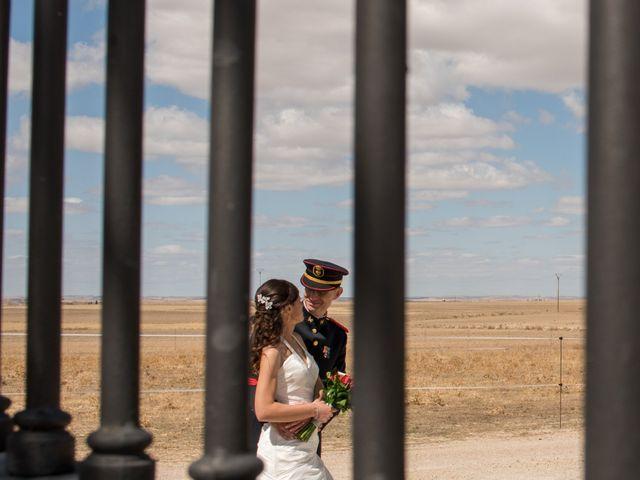 La boda de Julio y Beatriz en Peñaranda De Bracamonte, Salamanca 14