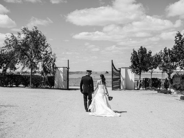 La boda de Julio y Beatriz en Peñaranda De Bracamonte, Salamanca 19