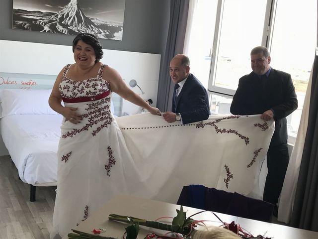La boda de Javier y Paqui en Castejon, Cuenca 25