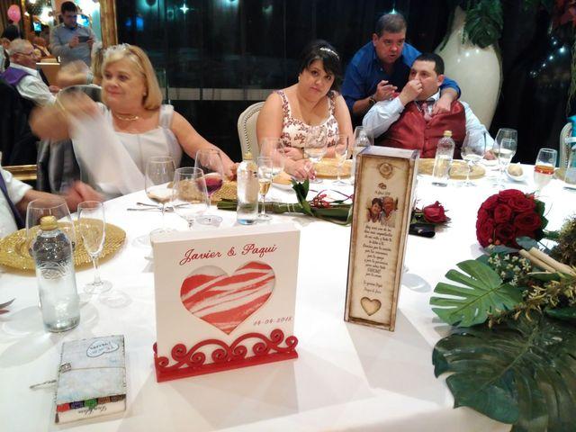 La boda de Javier y Paqui en Castejon, Cuenca 30