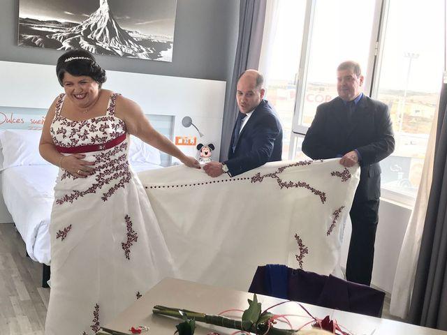 La boda de Javier y Paqui en Castejon, Cuenca 31