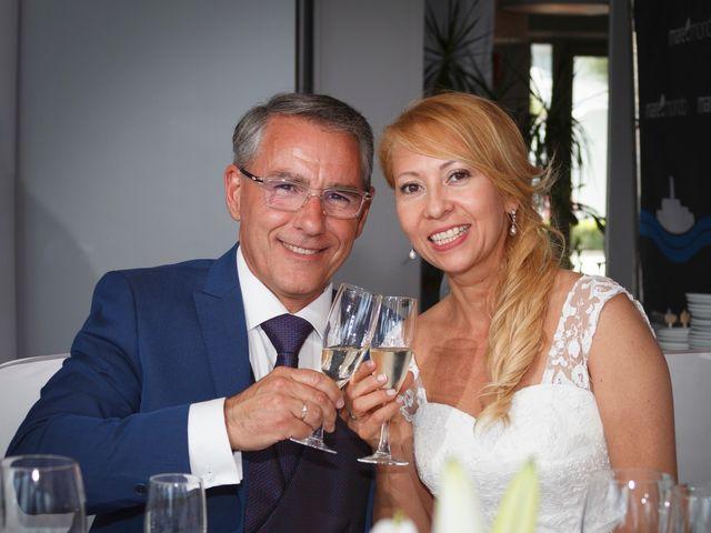 La boda de Justo y Rubi en Santander, Cantabria 1