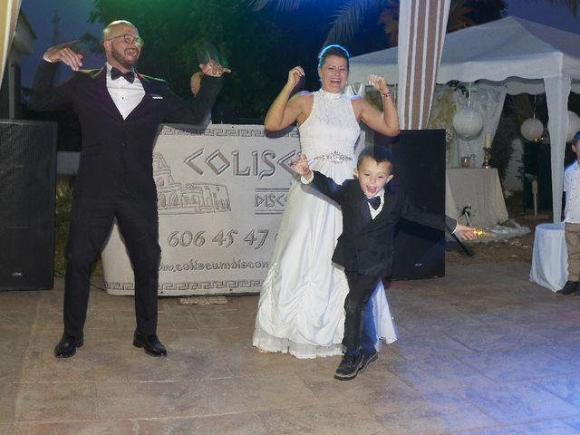 La boda de Fernnado y Viviana en Valencia, Valencia 17
