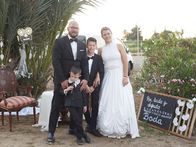 La boda de Fernnado y Viviana en Valencia, Valencia 18