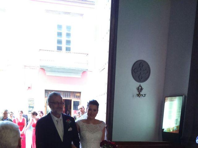 La boda de Himar y Cecilia en Arucas, Las Palmas 5