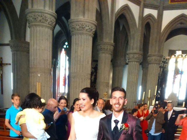 La boda de Himar y Cecilia en Arucas, Las Palmas 6