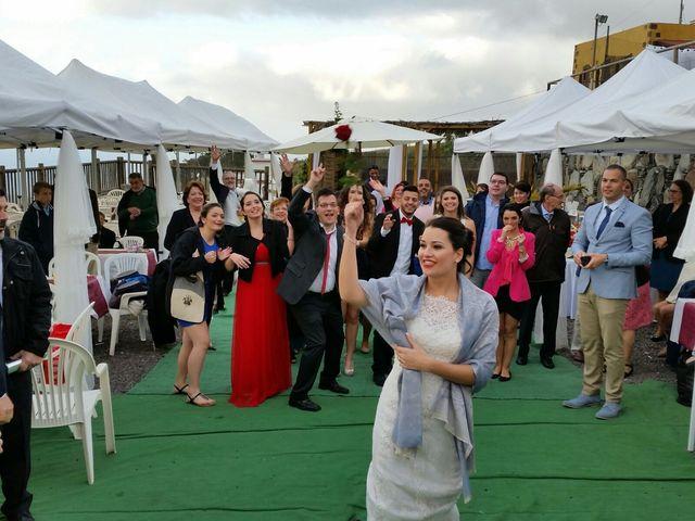 La boda de Himar y Cecilia en Arucas, Las Palmas 11