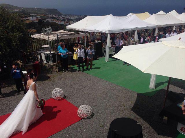La boda de Himar y Cecilia en Arucas, Las Palmas 12