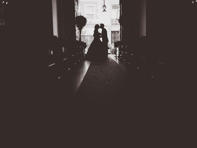 La boda de Jordi y Ana en Cartagena, Murcia 25