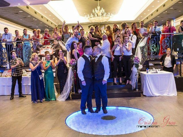 La boda de Eric  y David  en Petrer, Alicante 1