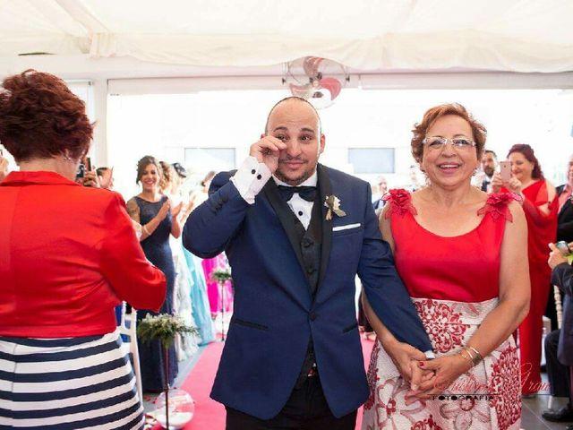 La boda de Eric  y David  en Petrer, Alicante 19