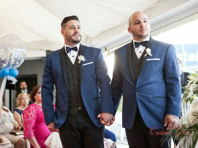La boda de Eric  y David  en Petrer, Alicante 22