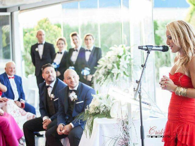La boda de Eric  y David  en Petrer, Alicante 24