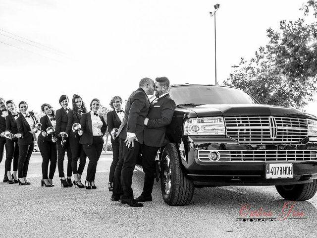 La boda de Eric  y David  en Petrer, Alicante 30