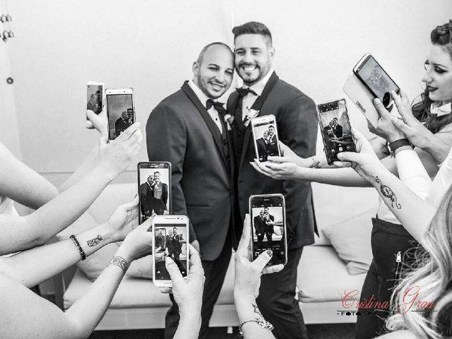 La boda de Eric  y David  en Petrer, Alicante 34