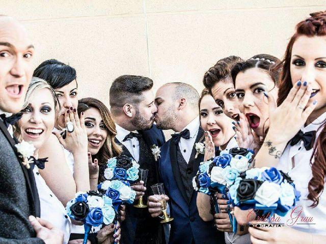 La boda de Eric  y David  en Petrer, Alicante 35