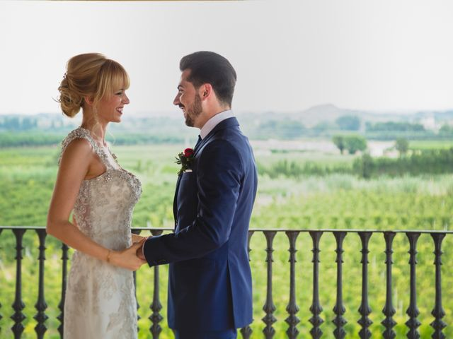 La boda de Felix y Àgueda en Lleida, Lleida 21