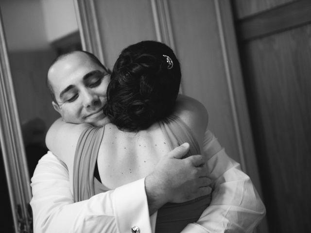 La boda de Andrés y Vicky en Alacant/alicante, Alicante 18