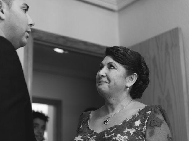 La boda de Andrés y Vicky en Alacant/alicante, Alicante 22