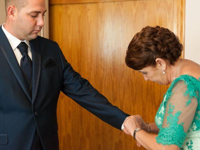 La boda de Andrés y Vicky en Alacant/alicante, Alicante 23