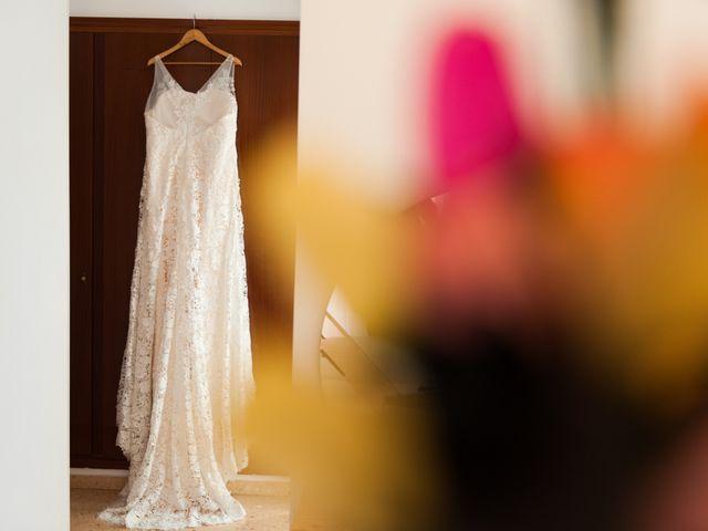 La boda de Andrés y Vicky en Alacant/alicante, Alicante 36