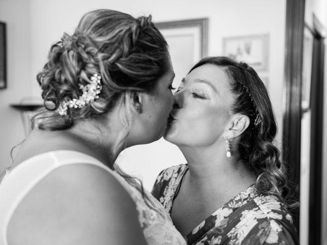 La boda de Andrés y Vicky en Alacant/alicante, Alicante 41