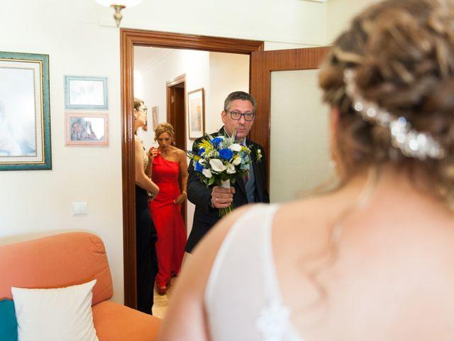 La boda de Andrés y Vicky en Alacant/alicante, Alicante 48