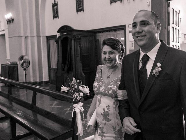 La boda de Andrés y Vicky en Alacant/alicante, Alicante 51