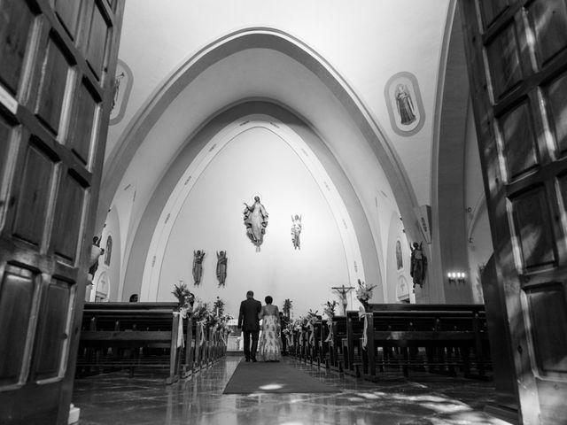 La boda de Andrés y Vicky en Alacant/alicante, Alicante 52
