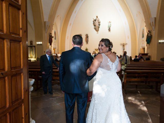 La boda de Andrés y Vicky en Alacant/alicante, Alicante 54