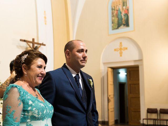La boda de Andrés y Vicky en Alacant/alicante, Alicante 55
