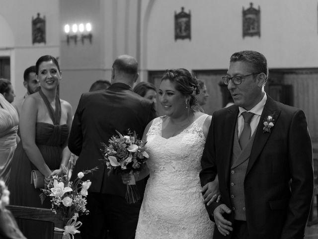 La boda de Andrés y Vicky en Alacant/alicante, Alicante 56