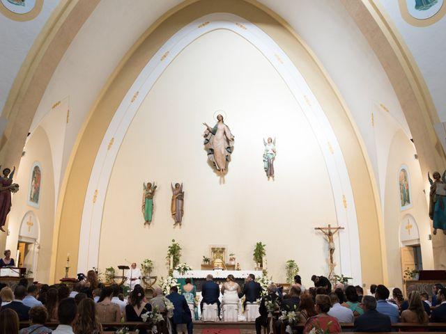 La boda de Andrés y Vicky en Alacant/alicante, Alicante 58