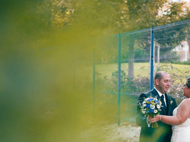 La boda de Andrés y Vicky en Alacant/alicante, Alicante 61