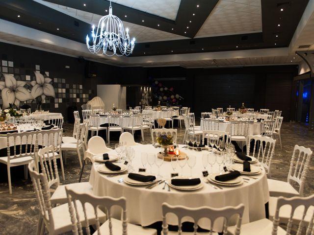 La boda de Andrés y Vicky en Alacant/alicante, Alicante 67