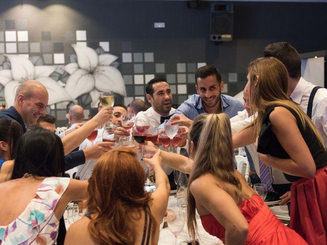 La boda de Andrés y Vicky en Alacant/alicante, Alicante 70