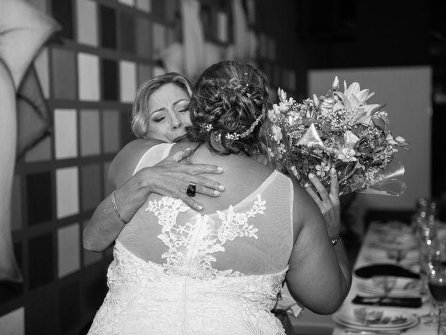 La boda de Andrés y Vicky en Alacant/alicante, Alicante 72