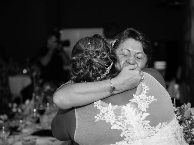 La boda de Andrés y Vicky en Alacant/alicante, Alicante 75