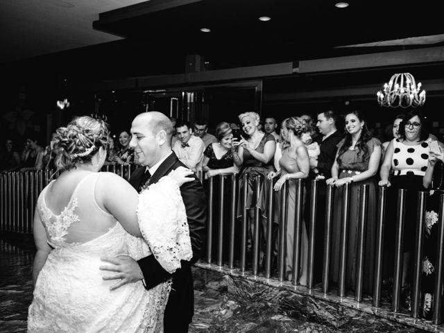 La boda de Andrés y Vicky en Alacant/alicante, Alicante 86